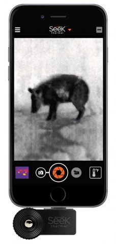 Seek Thermal Compact XR Android