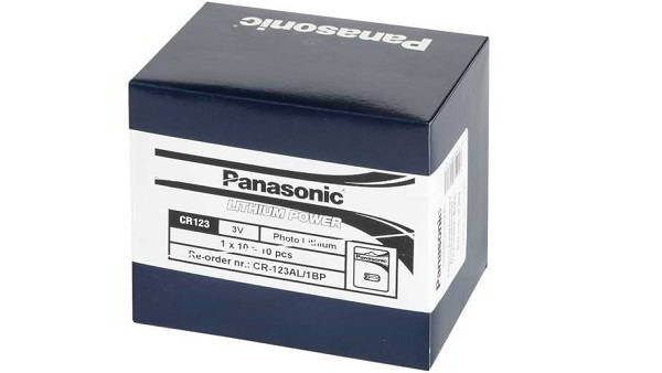Panasonic-CR123A-10-er-Pack
