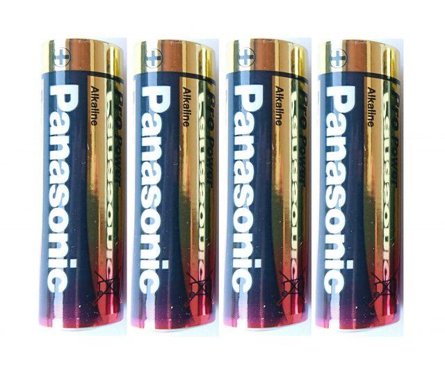 Panasonic AA 4-er Pack