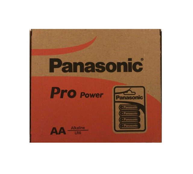 Panasonic AA 48-er Pack