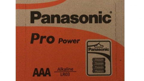 Panasonic AAA 48-er Pack