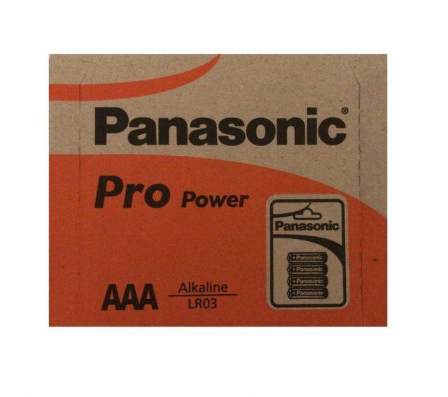Panasonic AAA 48-er Pack