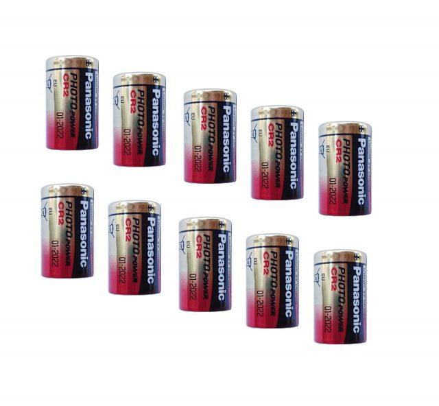 Panasonic CR2 10-er Pack