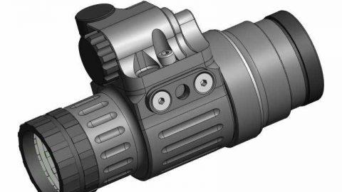 JSA nightlux NV PVS Mono ULTRA ECHO P22 - P43