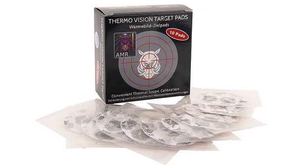 Thermo-Vision-Target-Pads