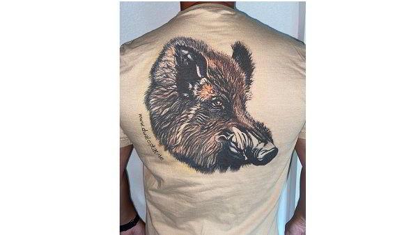 Dualoptik-T-Shirt-Keiler