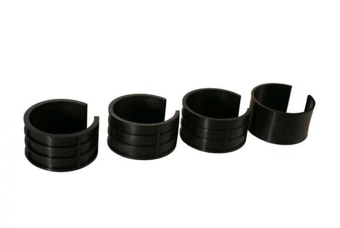 Pulsar Zubehör DN50mm Cover Ring Adapter Metall